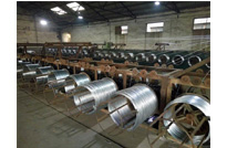 Problems in pickling process of hot-dip galvanized steel wire production line